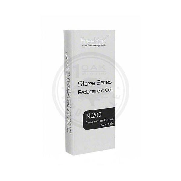 FreeMax Starre Nickel Coils (5 pack)