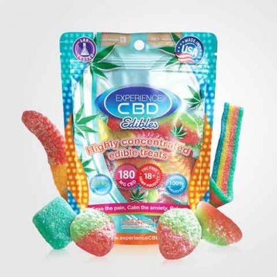 Experience CBD Assorted CBD Gummies