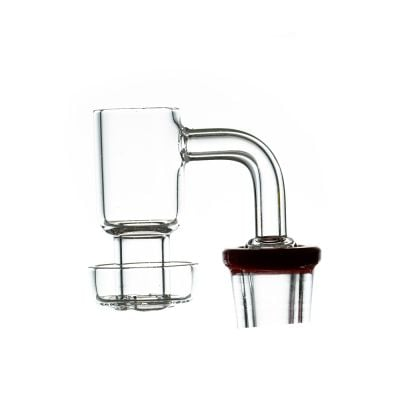 Quartz Glass Quartz Terp Vacuum Banger (N33)